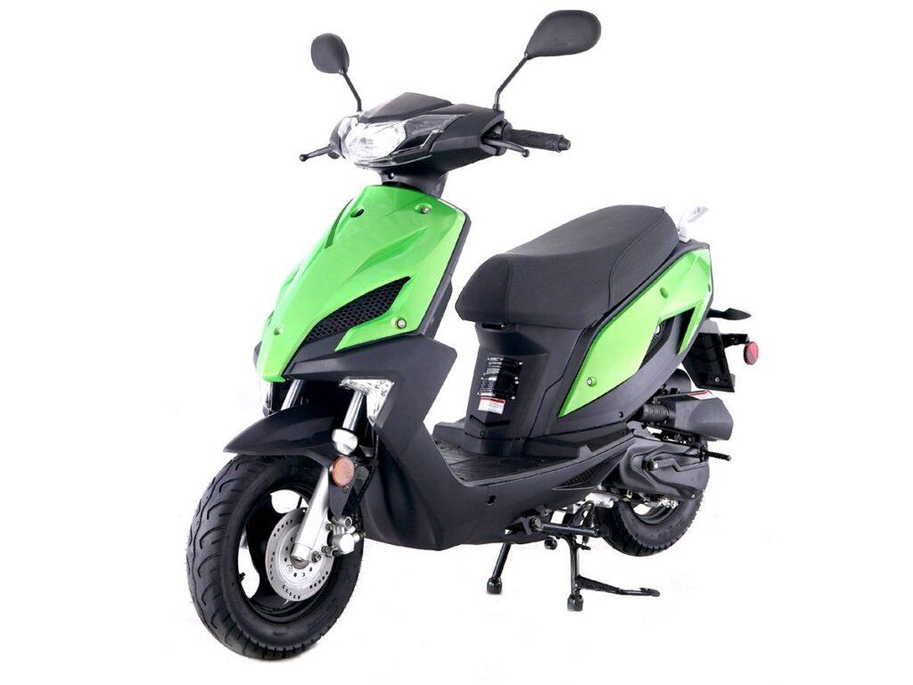 New Speed50 Green