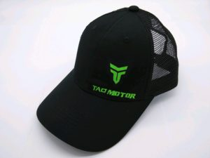 Modified Cap Left Logo 2
