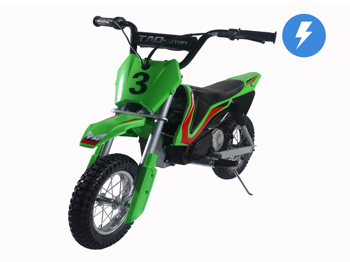 Tao Motor Invader E250 Green LFS